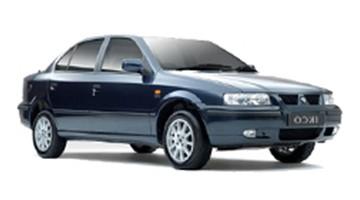 قیمت ایران خودرو سمند ال ایکس 1.7 دوگانه سوز 1381-1399