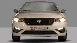 ایران خودرو K132 دنده ای 1399