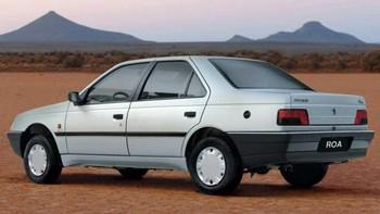 ایران خودرو روآ 1.7L 1385-1390