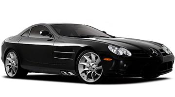 مرسدس بنز SLR مک لارن رودستر 2004-2009