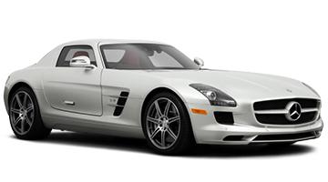 مرسدس بنز SLS AMG کوپه 2010-2015