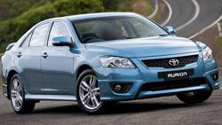 قیمت تویوتا آریون 3500 2006-2012