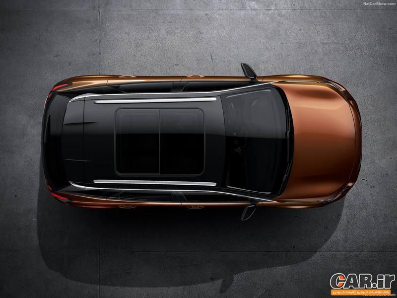 پژو 3008 مدل 2017