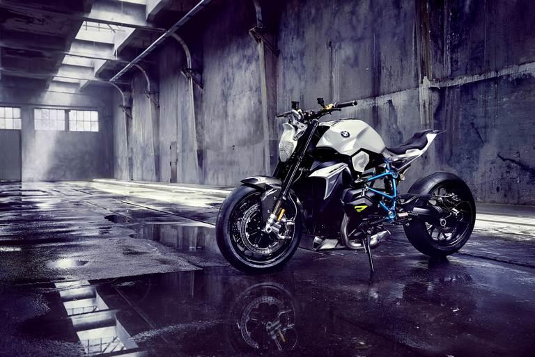 موتورسیکلت رودستر ب ام و - BMW Concept Roadster