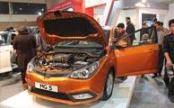 شاسی بلند MG و جایگزین MG550 به ایران می آیند