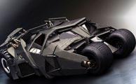 خودروی بتمن (Batman) به فروش گذاشته شد !