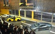 نمایشگاه ژنو ، درخشش در شب برندها