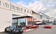 هتل V8 اشتوتگارت، هتل مختص دوستداران خودرو