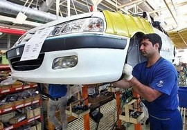 افزایش قیمت خودروهای داخلی در انتظار تایید روحانی