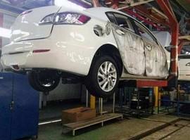 شرکت مزدا ایران را ترک کرده است