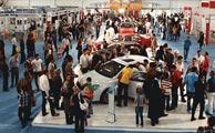 محصولات جدید ایران خودرو در نمایشگاه تبریز