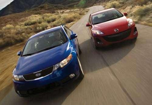 خودروهای جوانپسند; کیا سراتو بخریم یا مزدا3؟