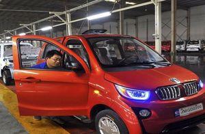 پرطرفدارترین خودروی برقی در چین با قیمت هزار دلار!