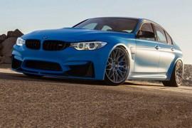 عرضه نسخه ویژه ب ام و M3 به رنگ زیبای آبی ریویرا