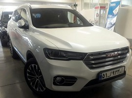 دو خودروی جدید گروه بهمن، با پلاک آزمایش فنی دیده شدند