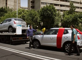 قانون تعویض خودرو در حال جا افتادن است