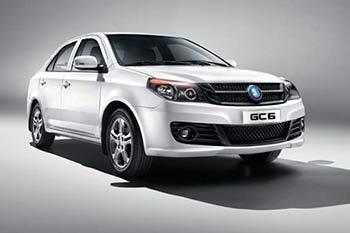جیلی GC6 خودروی مناسب و سرشناس برای بازار ایران