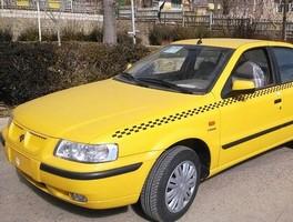 تاکسی جدید به محض اسقاط تاکسی فرسوده تحویل میشود