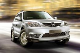 تولید شاسی بلند جدید در ایران خودرو