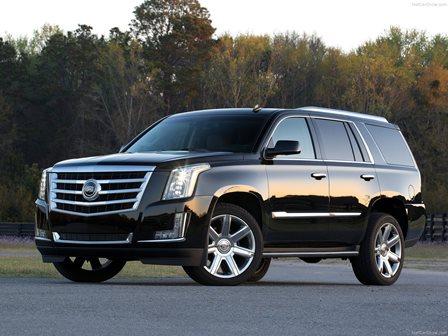 یکی از زیباترین خودروهای شاسی بلند کادیلاک ، کادیلاک اسکالید (Cadillac Escalade )