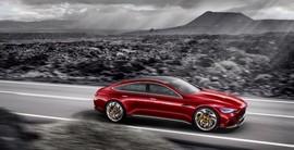 منتظر عرصه مدل 800 اسببخاری مرسدس بنز AMG باشید + تصاویر