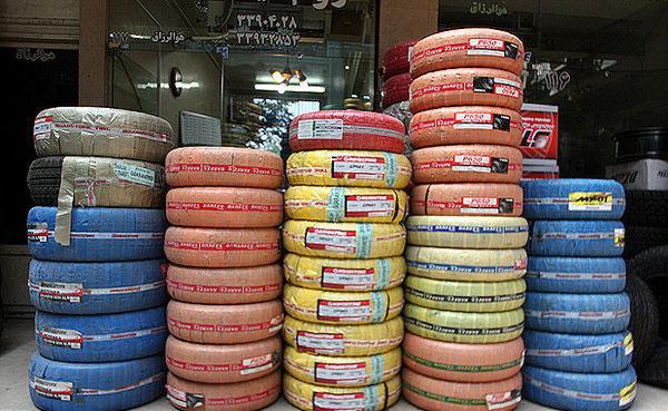 واردات تایرهای بیکیفیت به جای تایرهای اصلی