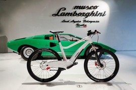 دوچرخه الکتریکی لامبورگینی عرضه خواهد شد