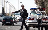 توقیف سواری با ۱۸۰ کیلومتر سرعت در آزادراه همدان - تهران