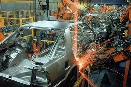 اولین خودروها با پلتفرم SP۱۰۰ به تولید رسید