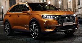 تعیین قیمت خودروی لوکس DS7 کراسبک 2018 در ایران