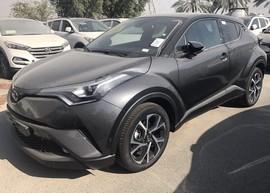خودروی جدید تویوتا C-HR از مردادماه در ایران