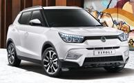 فروش سانگ یانگ تیوولی مدل 2016 آغاز شد