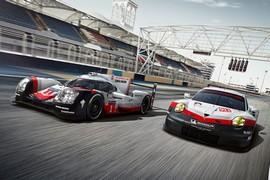 رونمایی خودروهای جدید تویوتا برای مسابقات استقامت لمانز