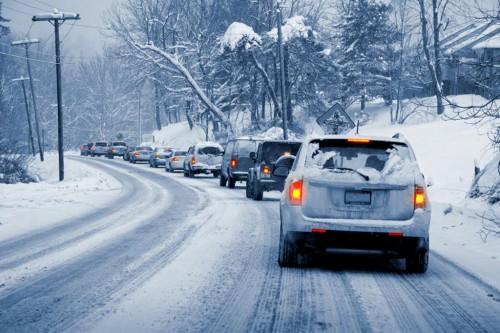 کمترین ترافیک جادهای ساعت 6 تا 7 صبح