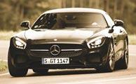 بررسی اولین رانندگی با مرسدس بنز AMG GT