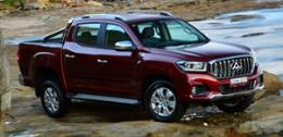 یک وانت جدید از خودروسازیی چینی معرفی گردید