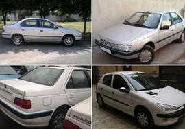 معرفی دست دومهای 30 میلیون تومانی ایران خودرو در بازار کشور