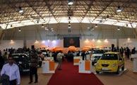 گزارش تصویری از دومین روز نمایشگاه خودروی شیراز
