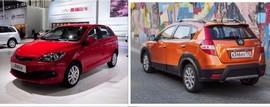 کدام یک بهتر است؛ MVM 315 جدید یا دانگ فنگ H30 کراس؟