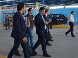 کارخانه تولید خودروهای شاسیبلند تا 3 ماه آینده در ساوه افتتاح می شود