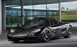 طراح F1 مک لارن خودروهای برند خود را می سازد