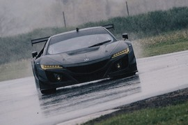 عرضه خودروی مسابقه آکورا NSX در سراسر دنیا برای فروش عمومی
