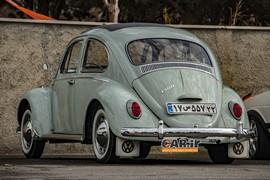 گردهمایی خودرو های کلاسیک دیماه 96 + عکس