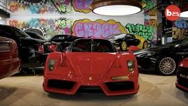 نگاهی به نمایشگاه خودروهای سوپر اسپرت و بسیار خاص در دوبی