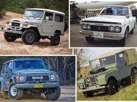 معرفی پنچ خودروی 4*4 تاثیرگذار در تاریخ صنعت اتومبیل +عکس