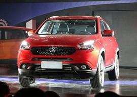 اغاز تولید خودروی جدید چری تیگو7 در ارگ جدید بم توسط مدیران خودرو