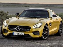 مدل پایه جدید مرسدس AMG GT +تصاویر