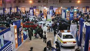 لیست شرکتهای خودرویی حاضر در نمایشگاه تهران