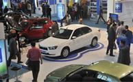 نمایشگاه بین المللی خودرو در کرمان