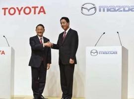 همکاری دو خودوساز بزرگ ژاپنی، تویوتا و مزدا رسما اعلام شد